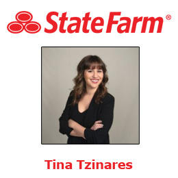 Tina Tzinares - State Farm Insurance Agent