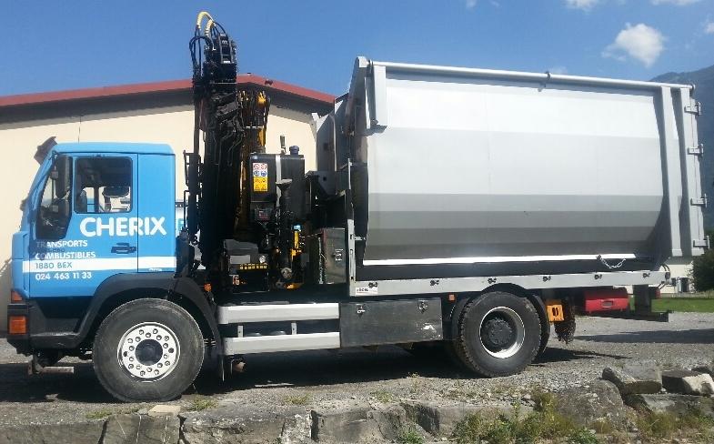 Cherix Transports SA
