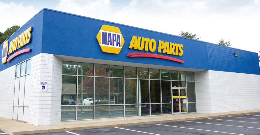 NAPA Auto Parts - CCDF Enterprises Inc