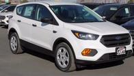 New 2018 Ford Escape S exterior