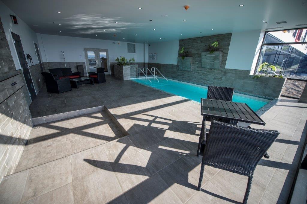 Best Western Plus Hotel Levesque à Riviere-du-Loup: Swimming Pool