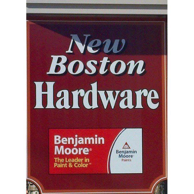 New Boston Hardware