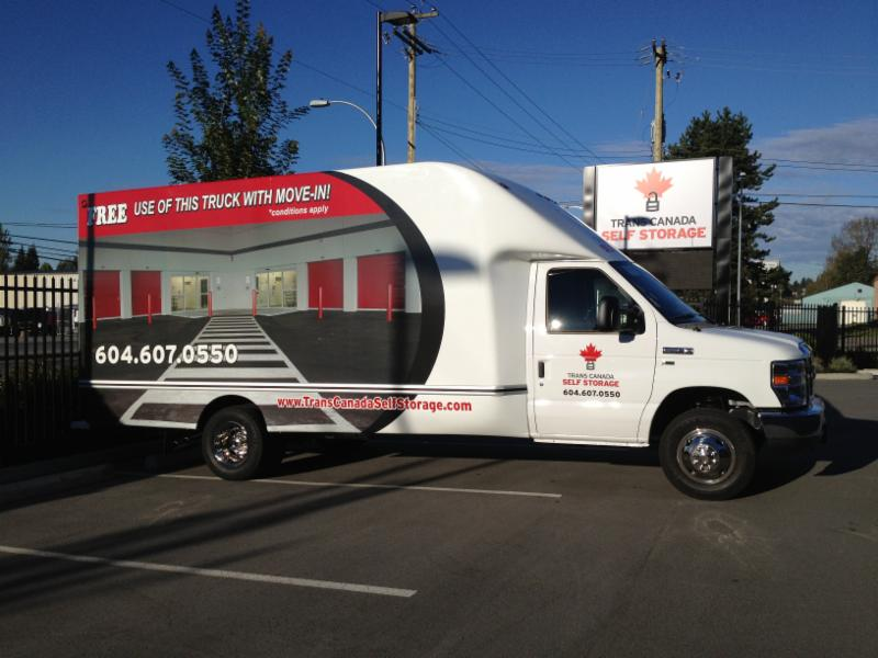 Speedpro Signs in Abbotsford