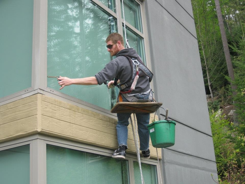 Visible Window Cleaning in Burnaby