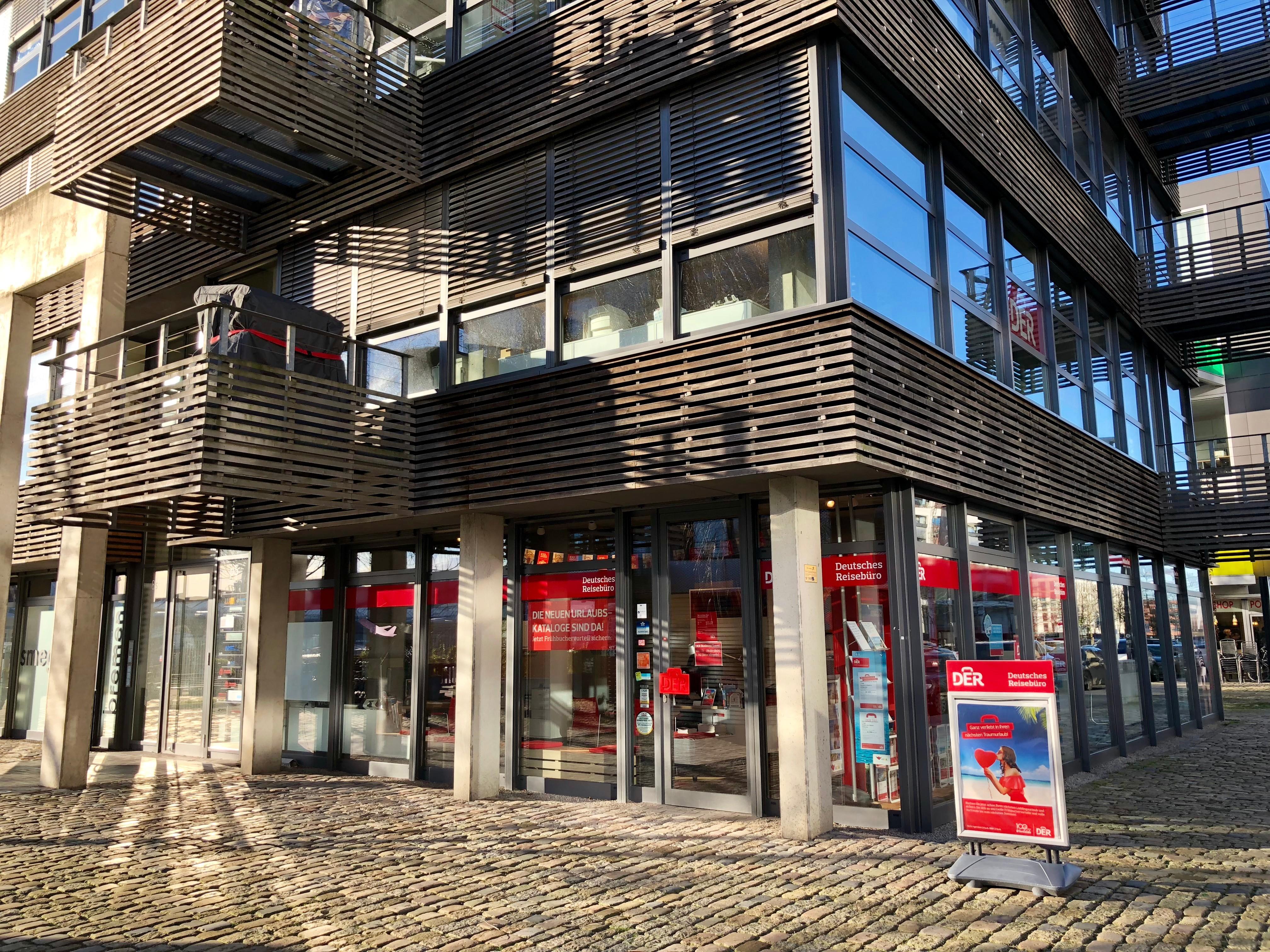 Geschlossene Geschäftsstelle, Konsul-Smidt-Straße 1 in Bremen