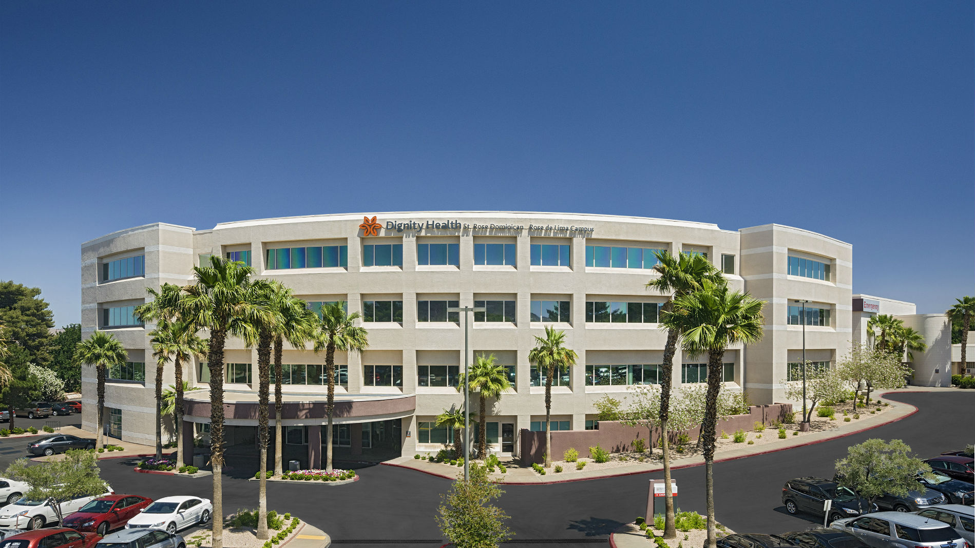 Dignity Health - St. Rose Dominican, Rose de Lima Campus