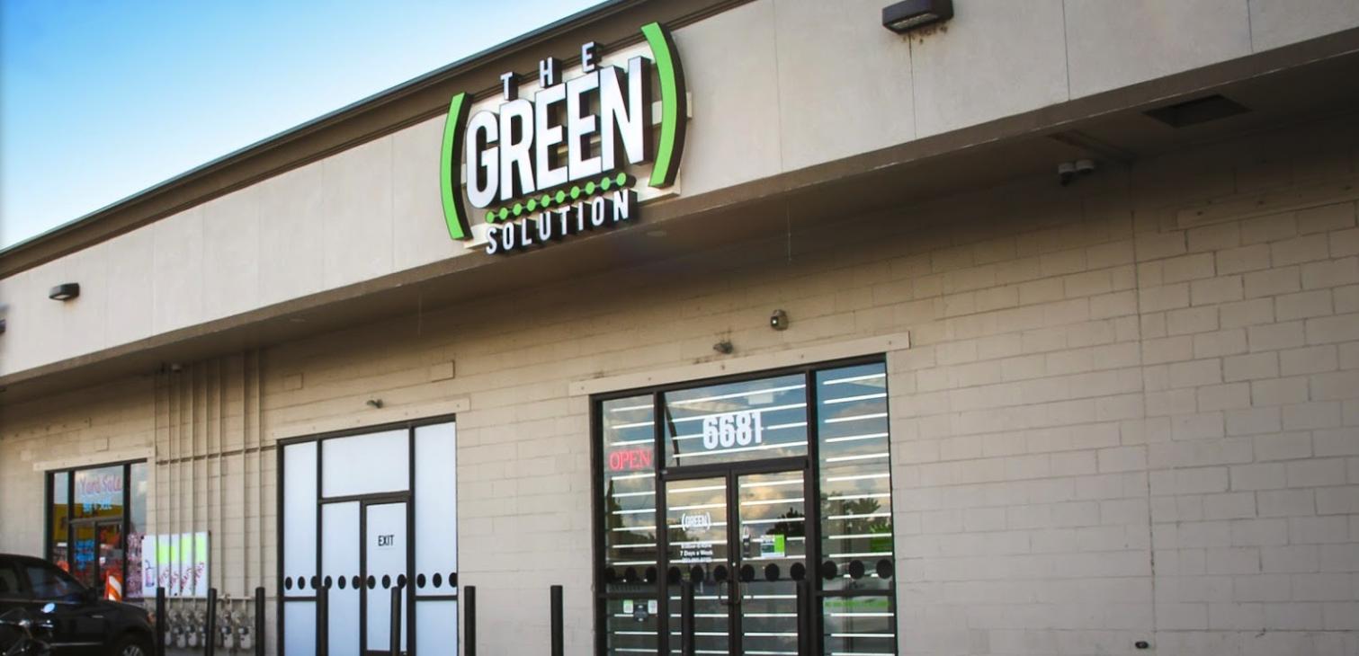 The Green Solution Recreational Marijuana Dispensary image 2