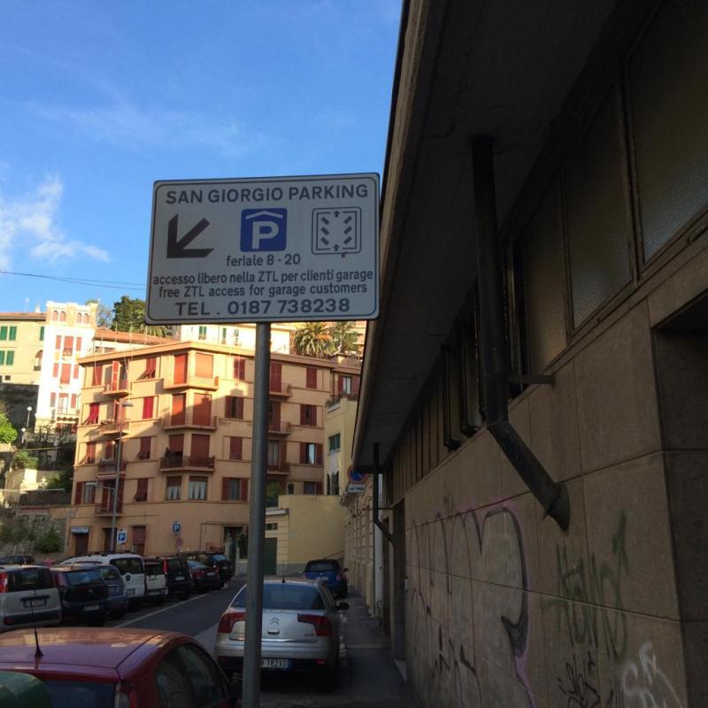 Parcheggio San Giorgio Autorimessa Garage a La Spezia