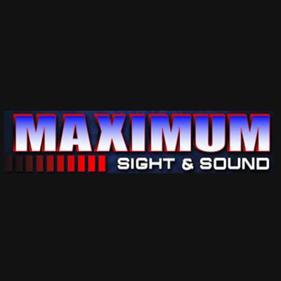 Maximum Sight & Sound