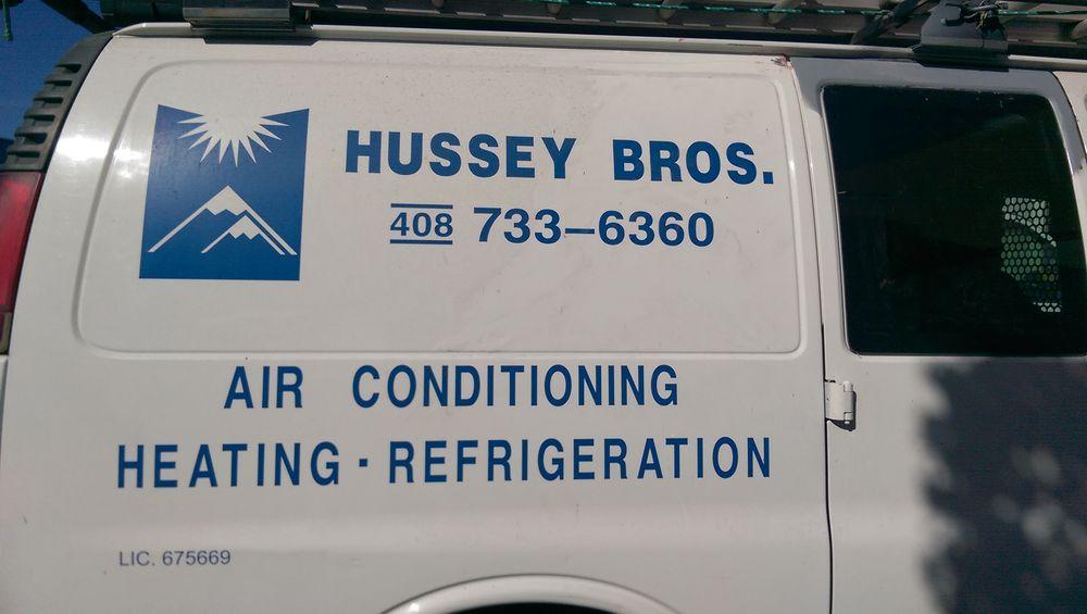 Hussey Bros. Inc