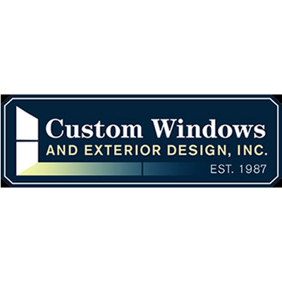 Custom Windows and Exterior Design