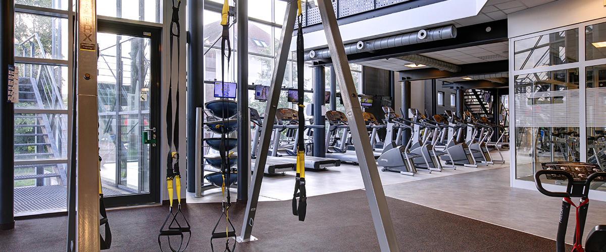 Fitness First Kaiserslautern - Freestyle Bereich