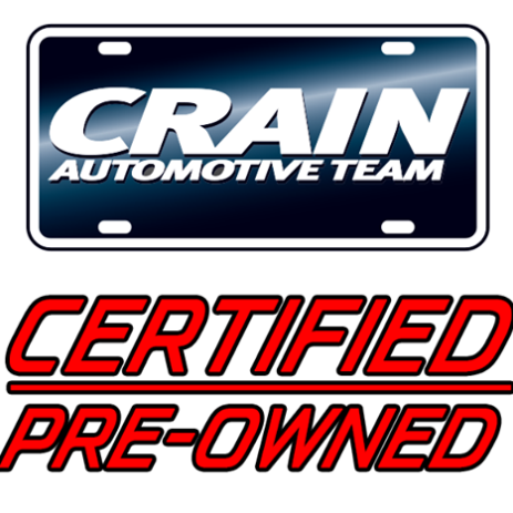 Crain Certified Pre-Owned