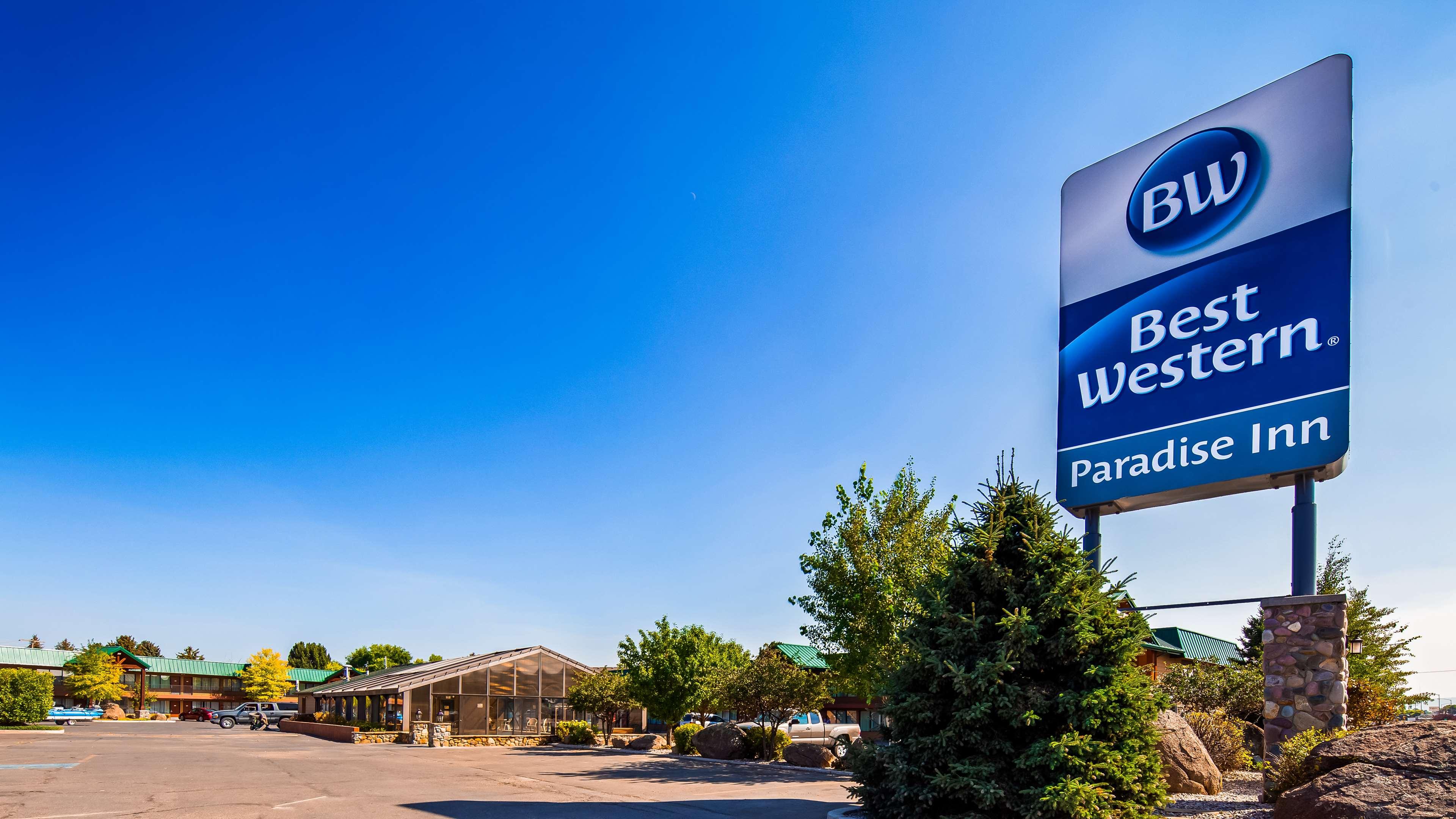 Best Western Paradise Inn image 0