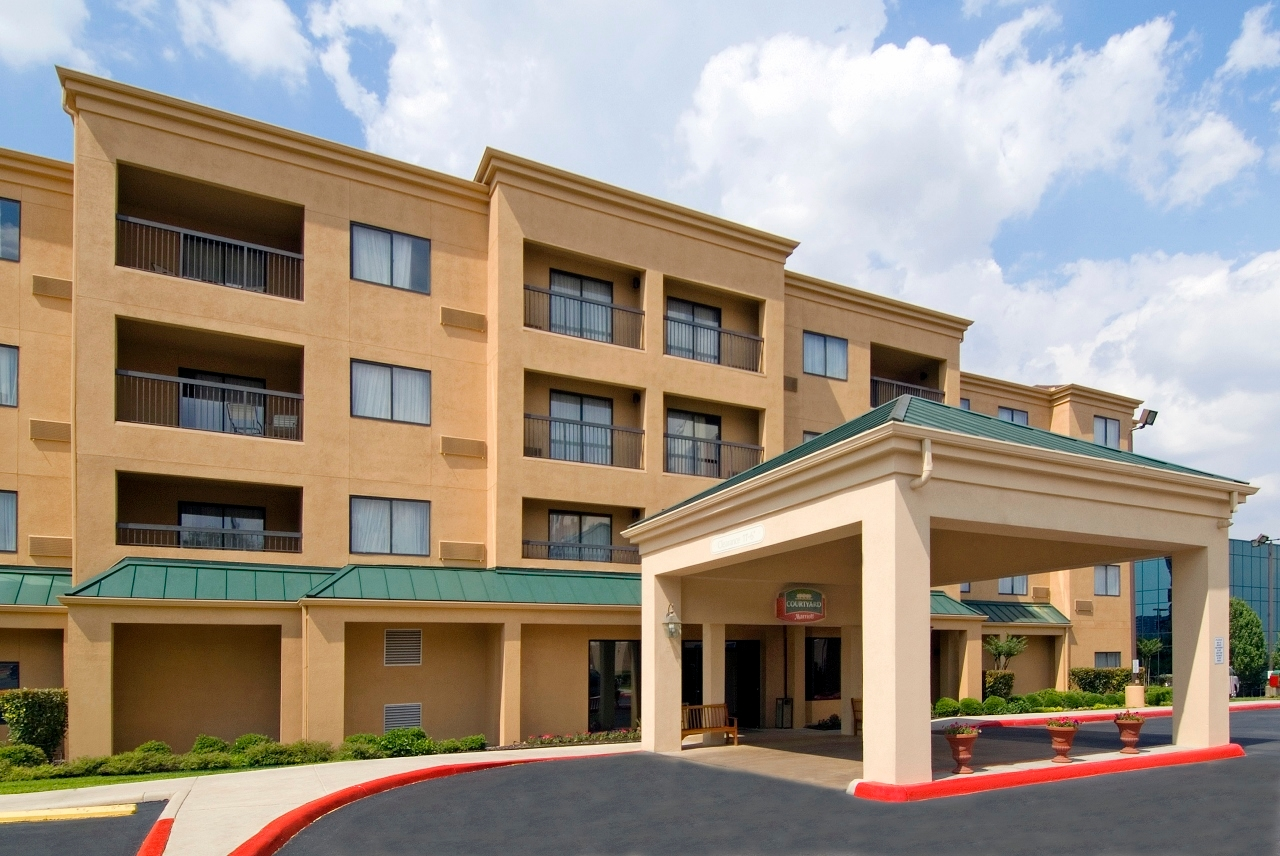 Courtyard by Marriott San Antonio Airport/North Star Mall image 7