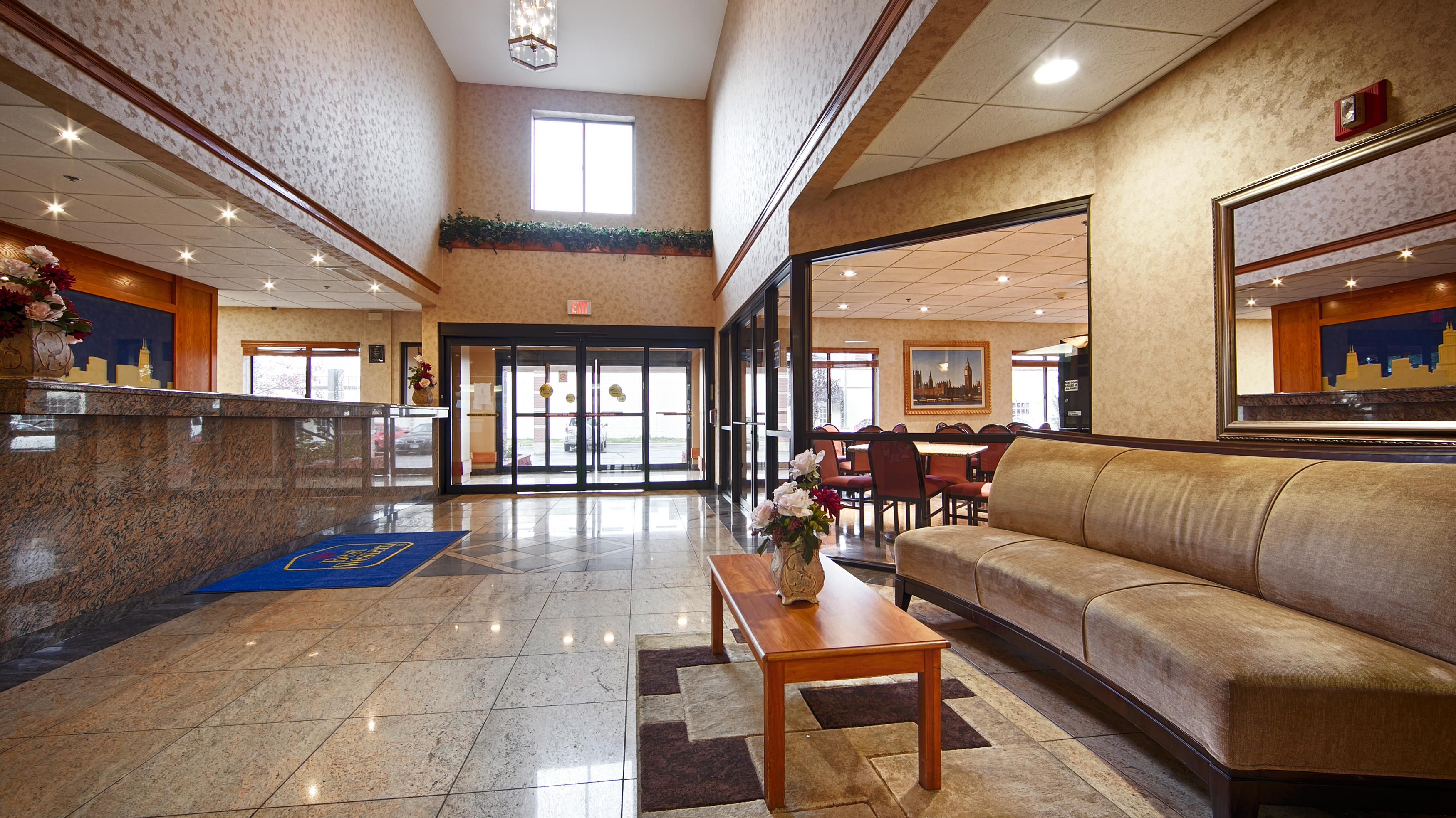 best western inn suites midway airport in burbank il On best western midway chicago