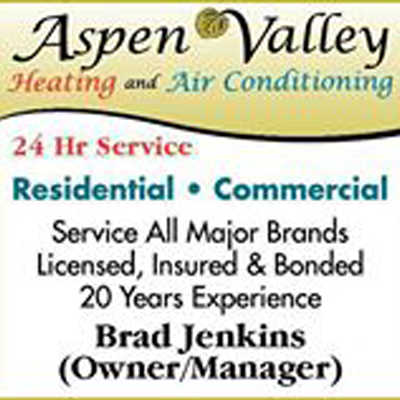 Aspen Valley Heating & Air Conditioning