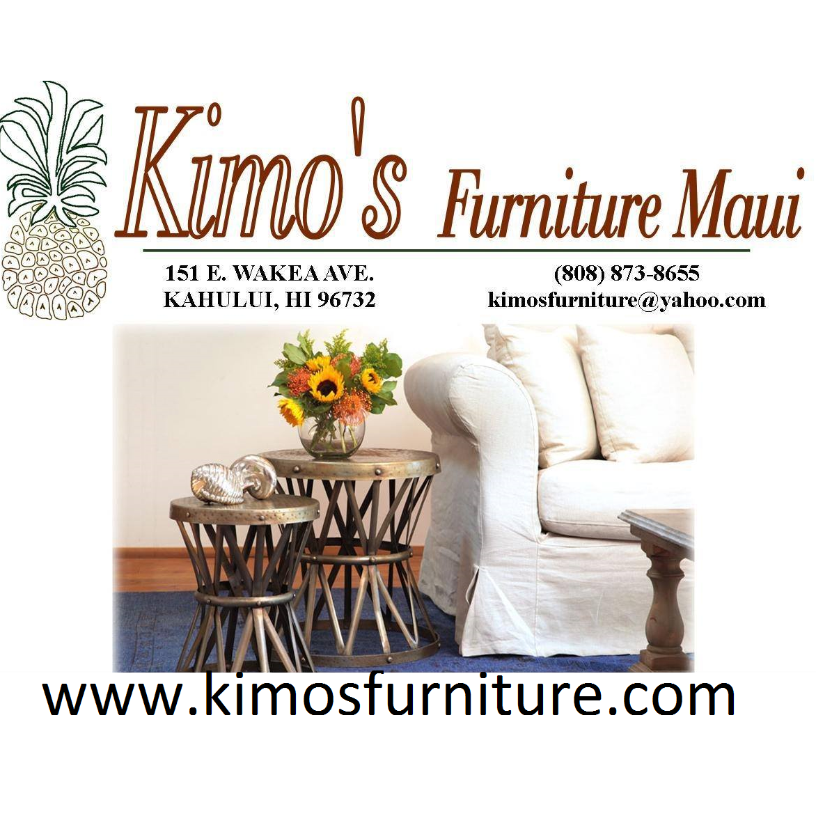 Kimos Furniture Maui