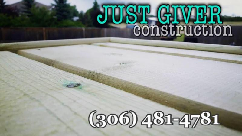 Just Giver Construction