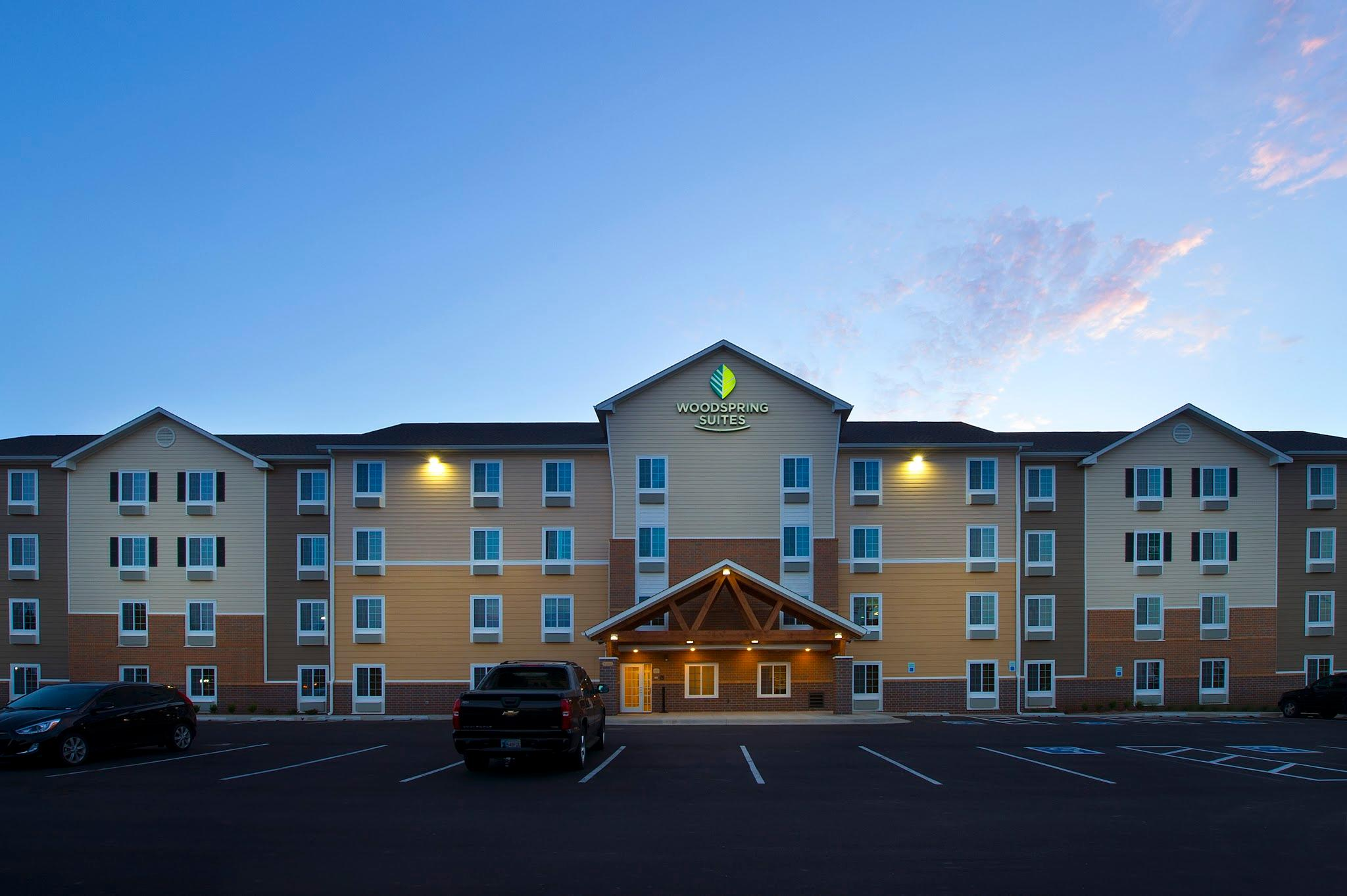 WoodSpring Suites Oklahoma City Airport image 0