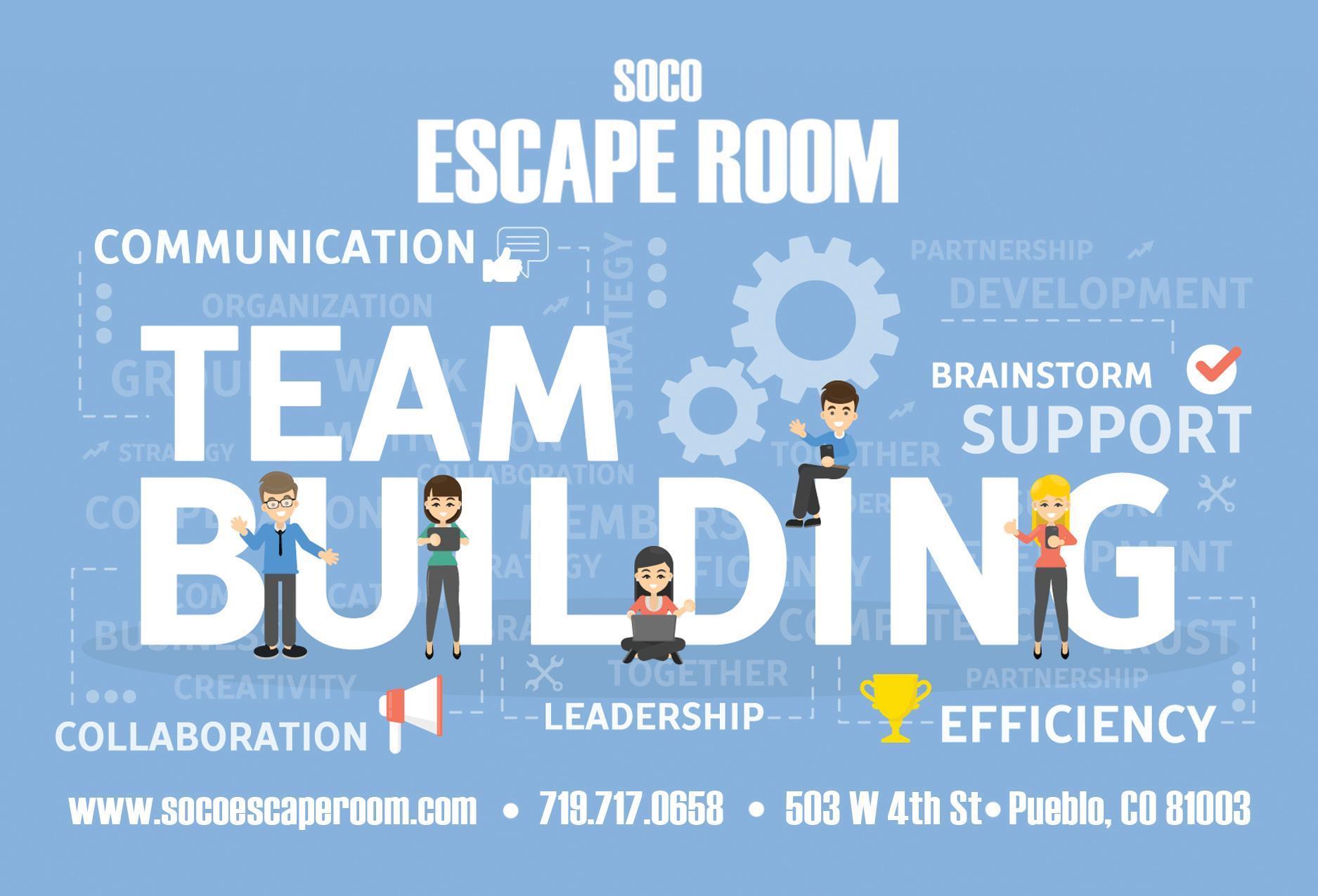 SoCo Escape Room image 18