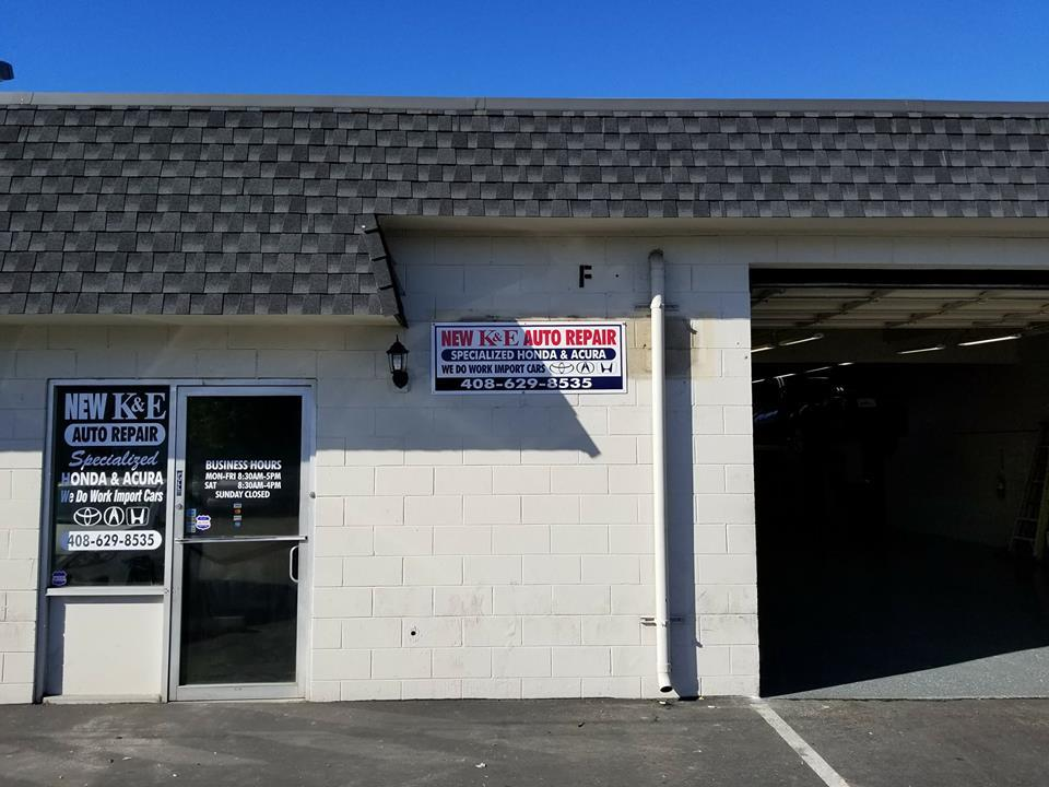 New K&E Auto Repair image 3