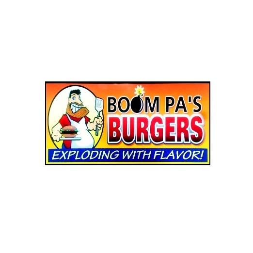 Boompas Burgers