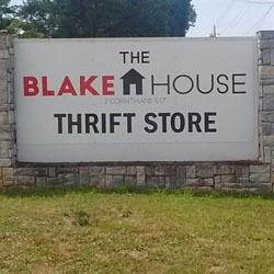 Blake house Thrift store Carrollton