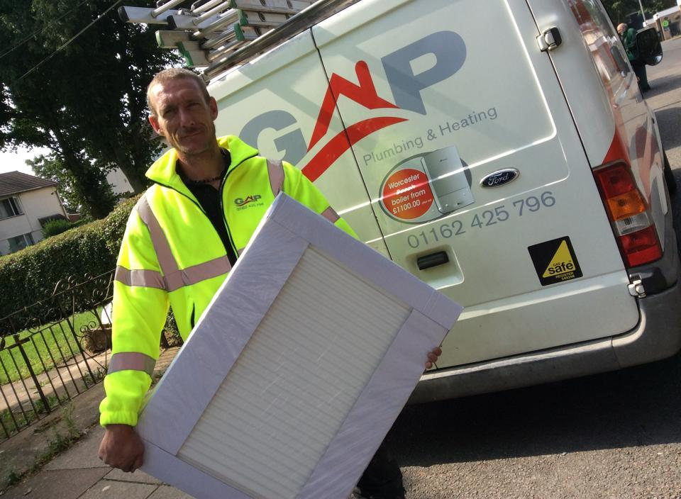 Gap Property Services Leicester Ltd Heating Contractors