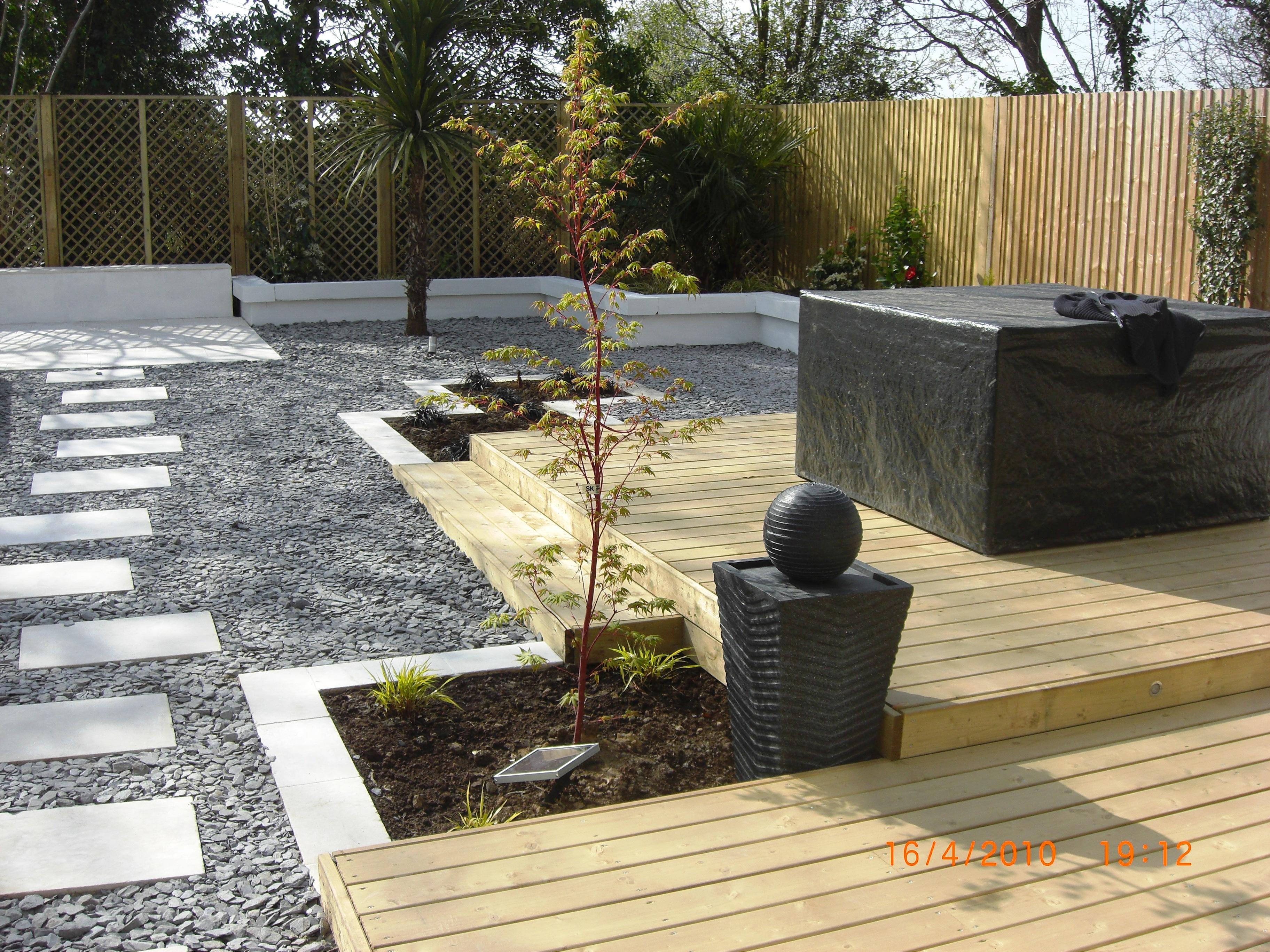 Landart garden design build ltd landscape contractors for Landscape design build