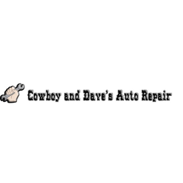 Cowboy and Dave's Auto Repair