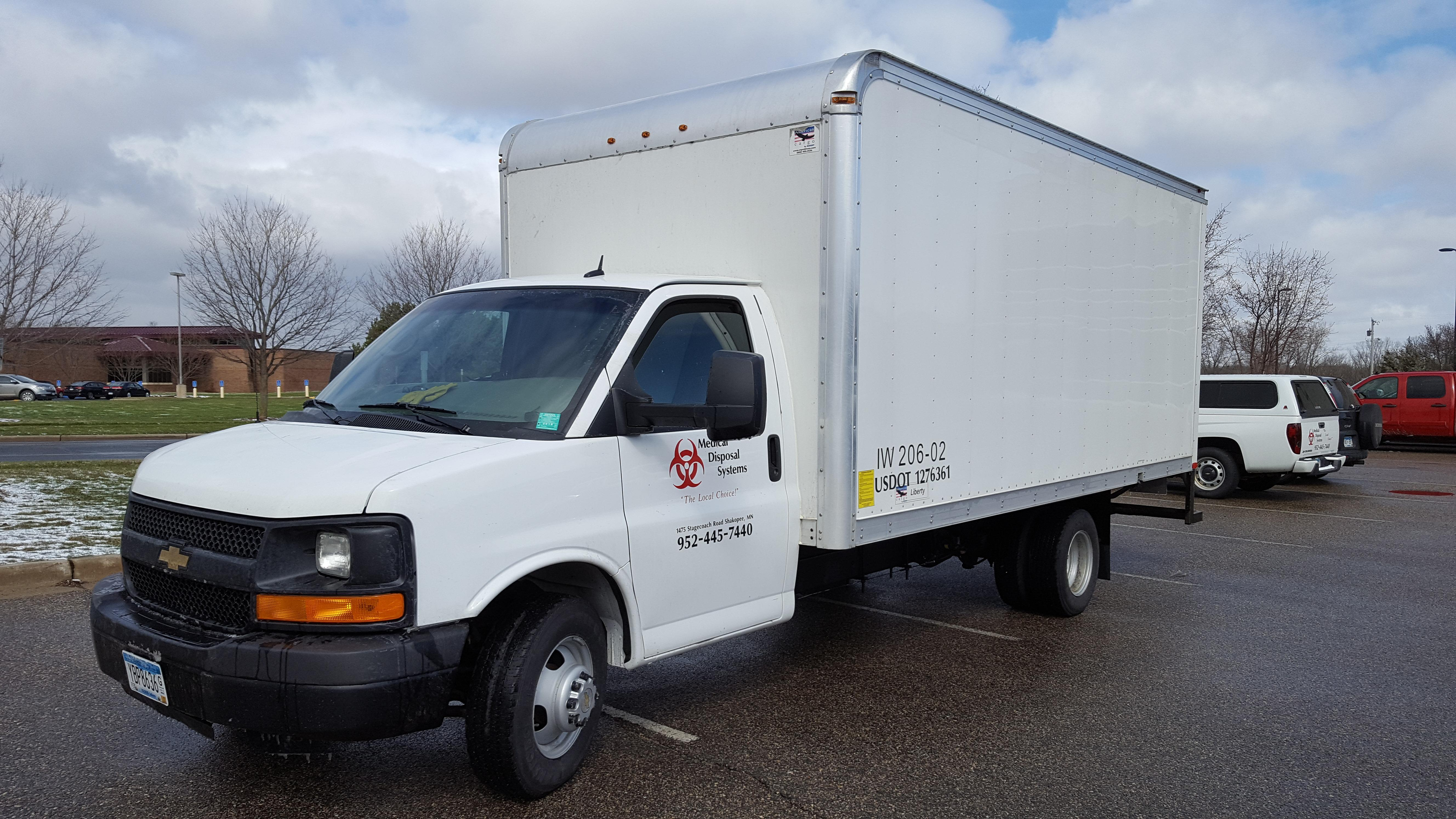 Medical Disposal Systems image 0
