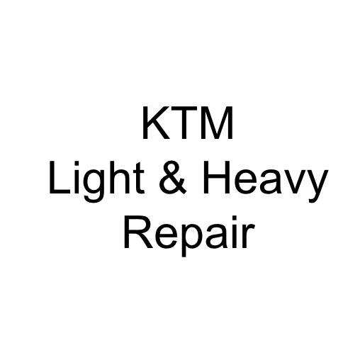 KTM Light & Heavy Repair