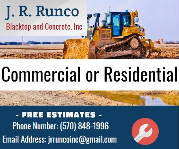 J. R. Runco Blacktop & Concrete, Inc. image 0