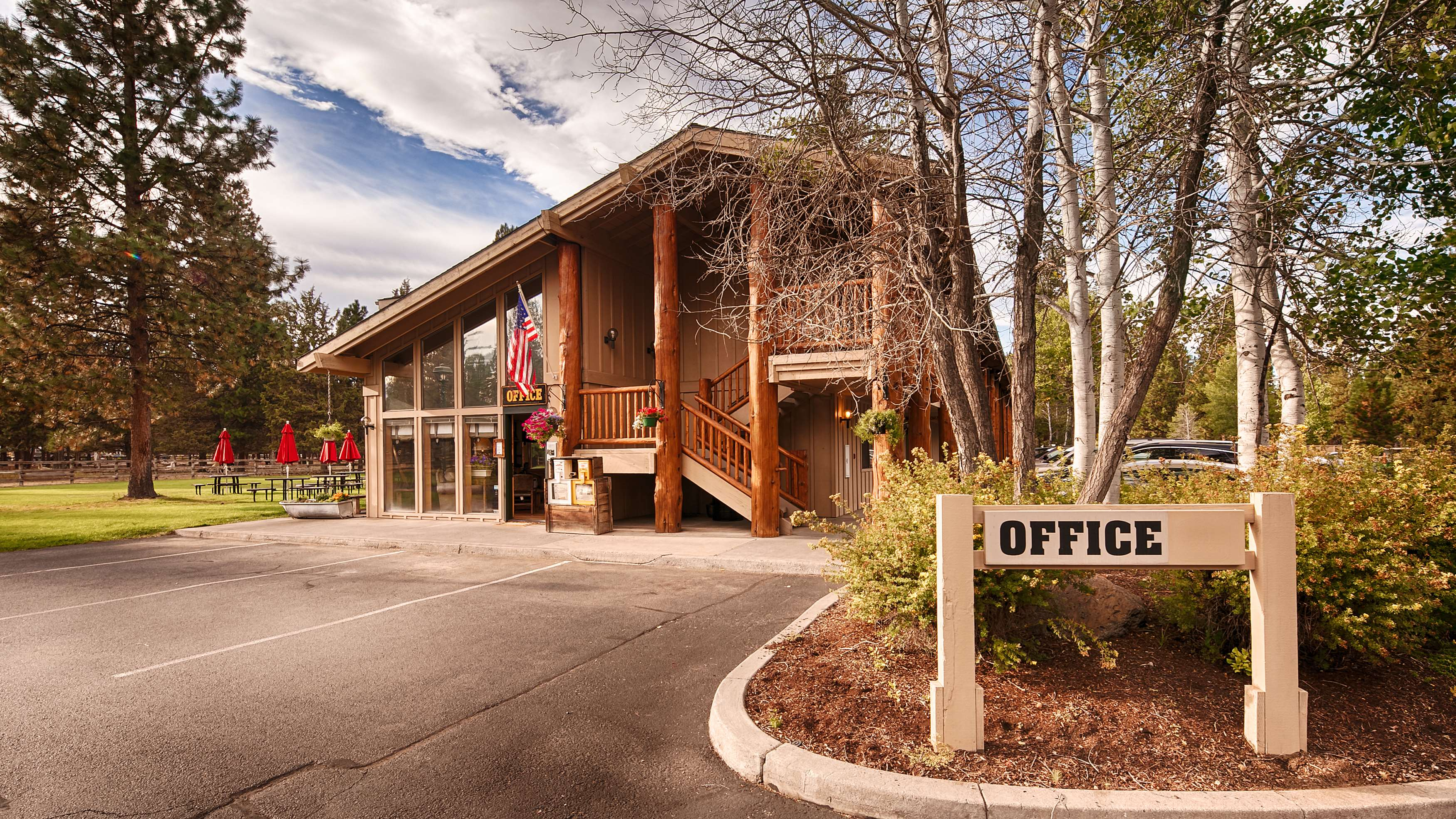 Best Western Ponderosa Lodge image 8