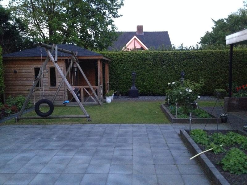 Reuvers tuinieren aannemers tuinarchitecten ewijk nederland tel 0487522 - Origineel tuin idee ...