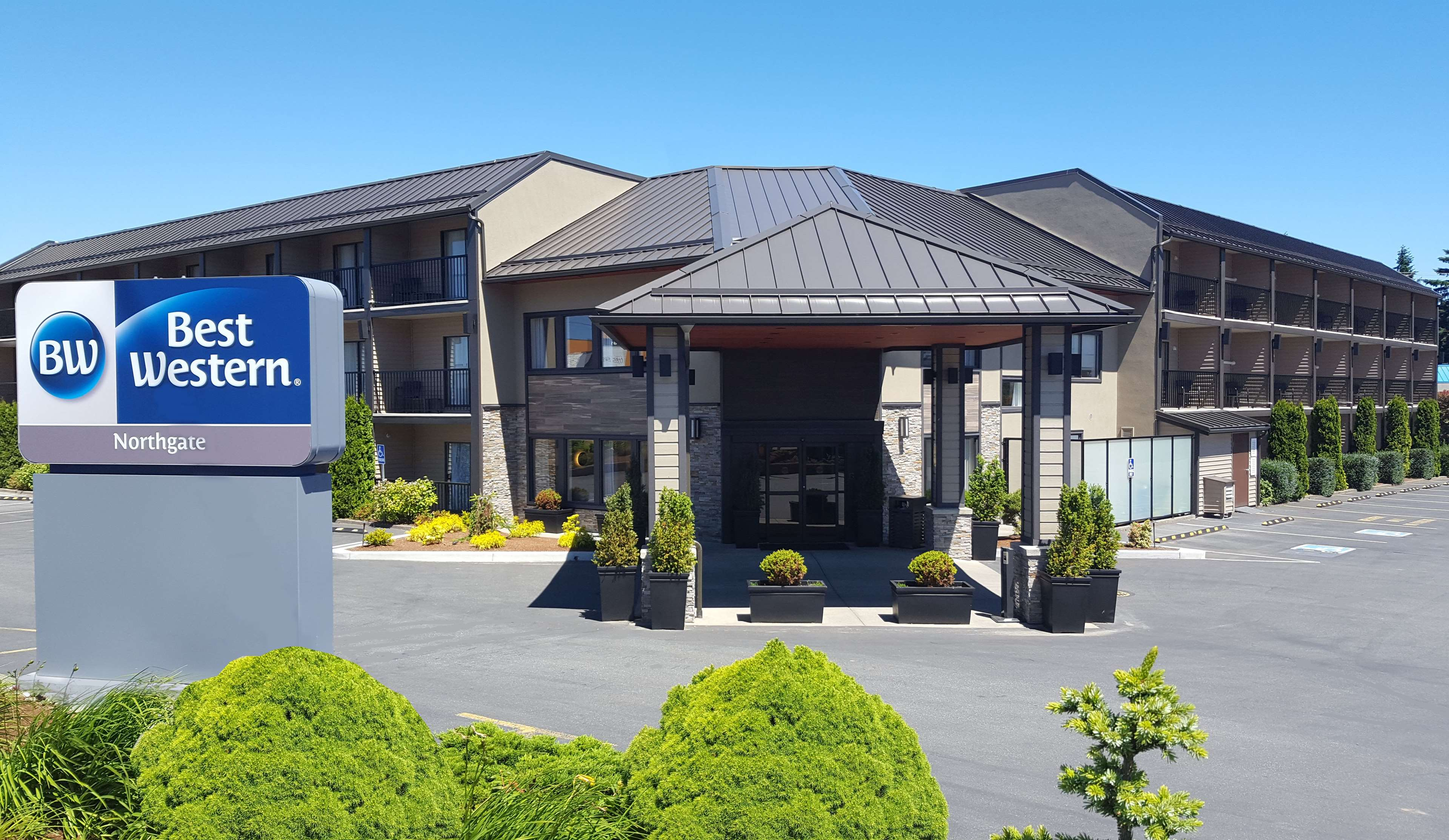 Best Western Hotel Nanaimo Bc