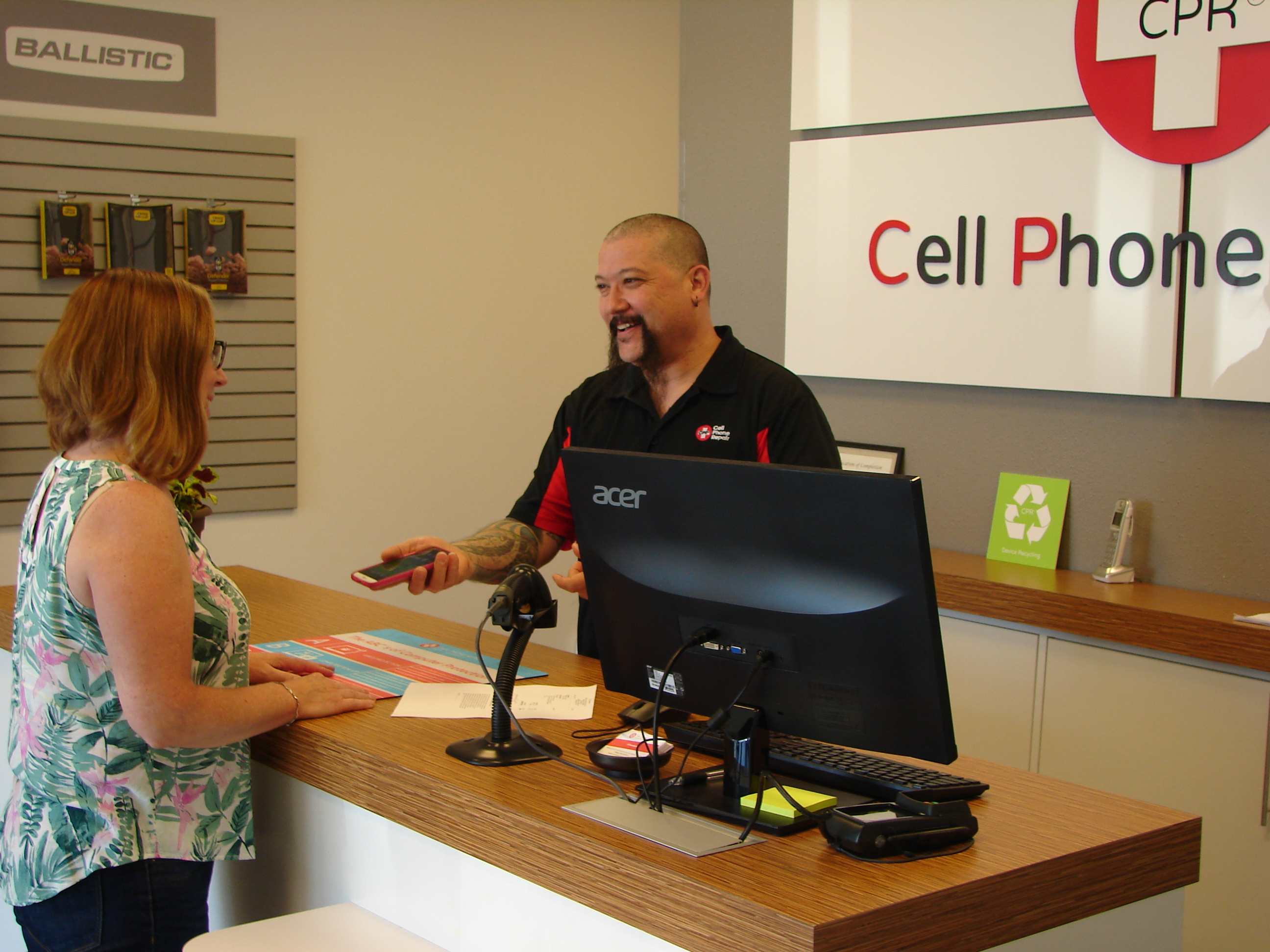 CPR Cell Phone Repair Silverdale image 2