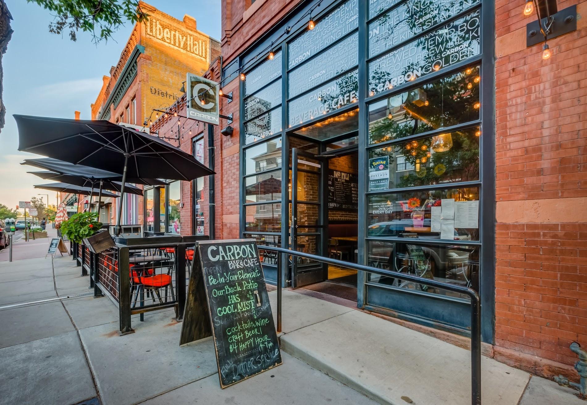 Carbon Coffee Denver