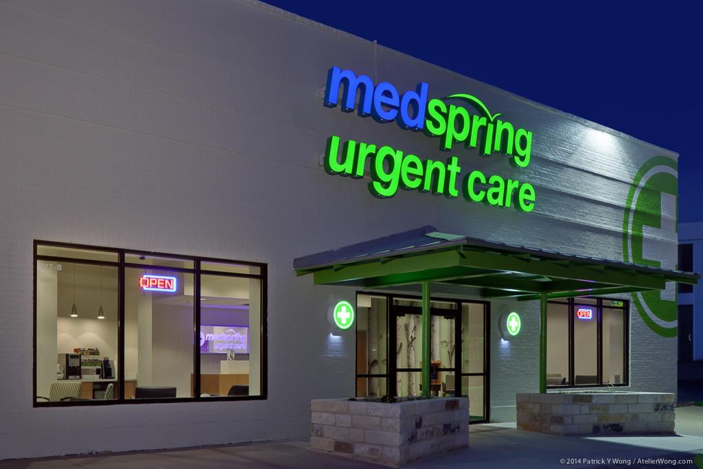MedSpring Urgent Care - Barton Springs image 1