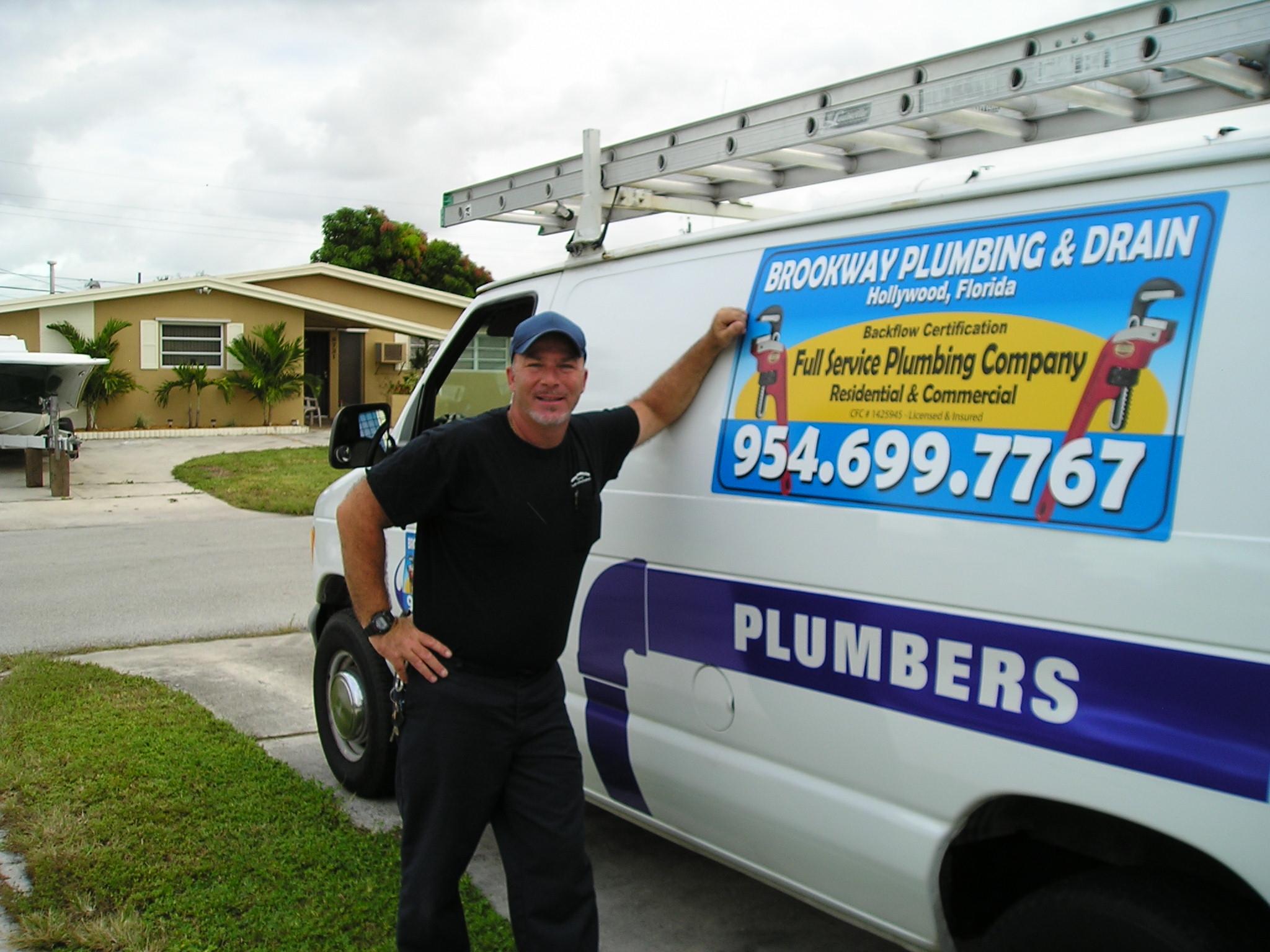 Brookway Plumbing & Drain, Hollywood LLC image 7