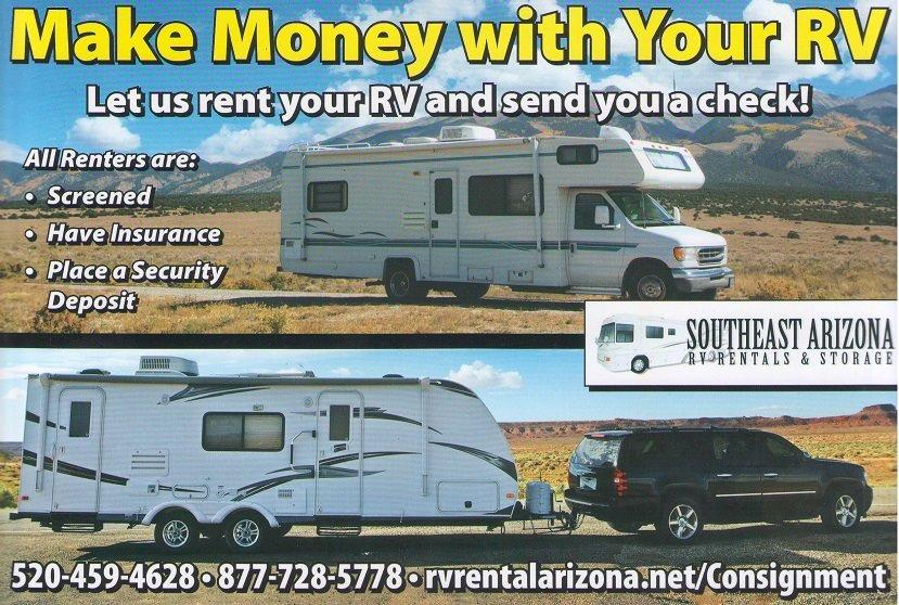 Southeast Arizona RV Rentals & Storage LLC image 10