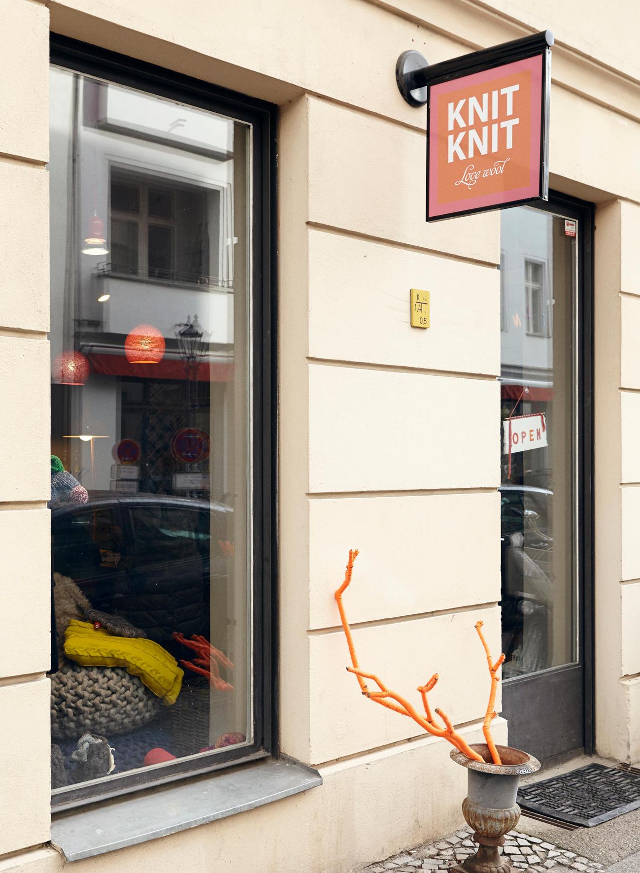 Bild der KNIT KNIT Berlin