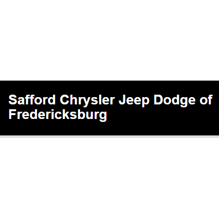 Safford Chrysler Jeep Dodge RAM of Fredericksburg