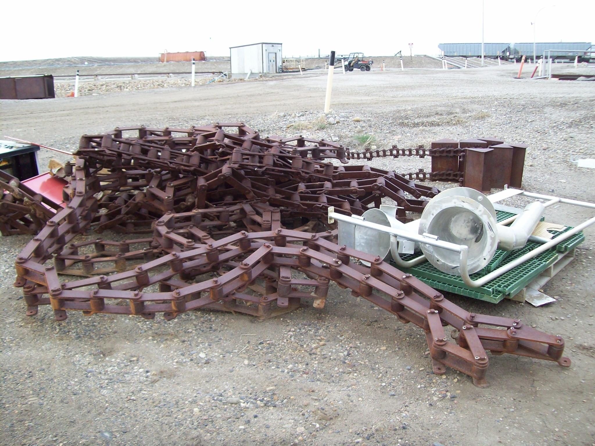 Metalx Recycling Ltd in Nisku