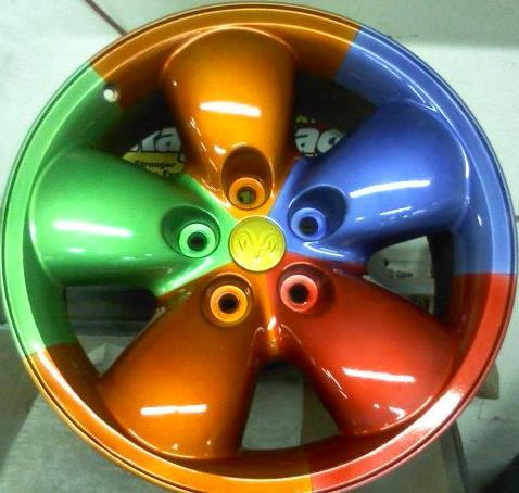 Des Moines Wheel Repair image 0