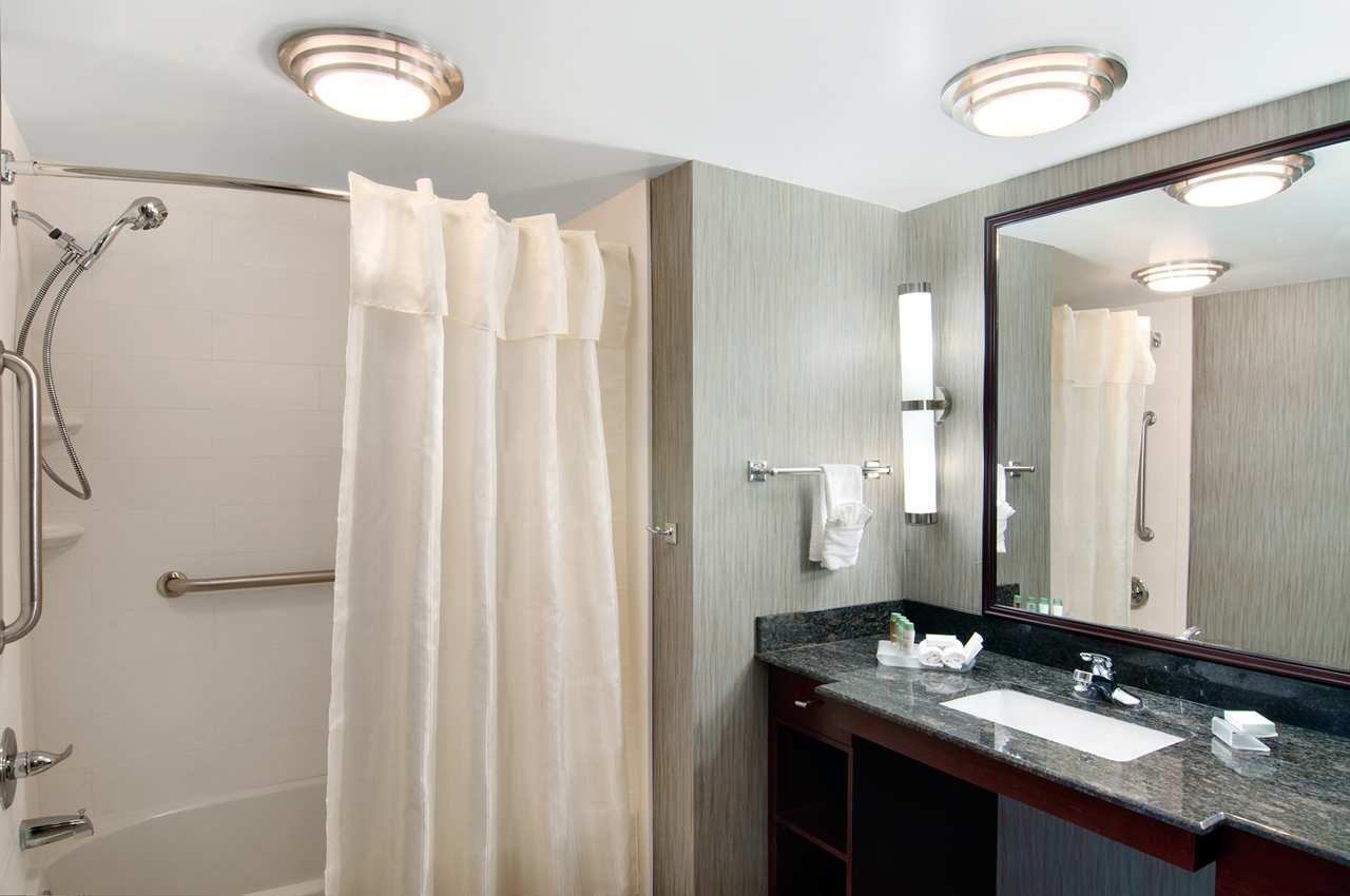 Accessible Bath and Vanity