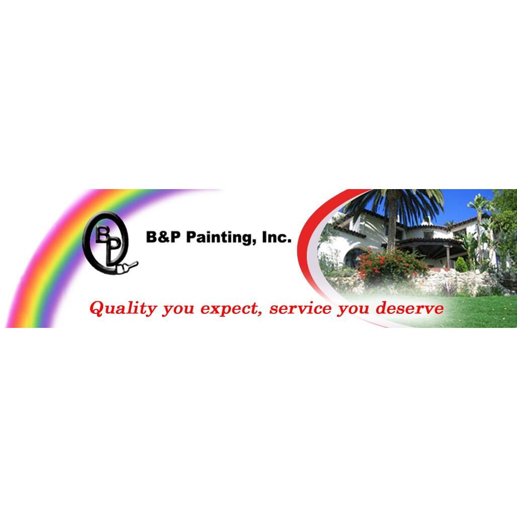 B&P Painting, Inc.
