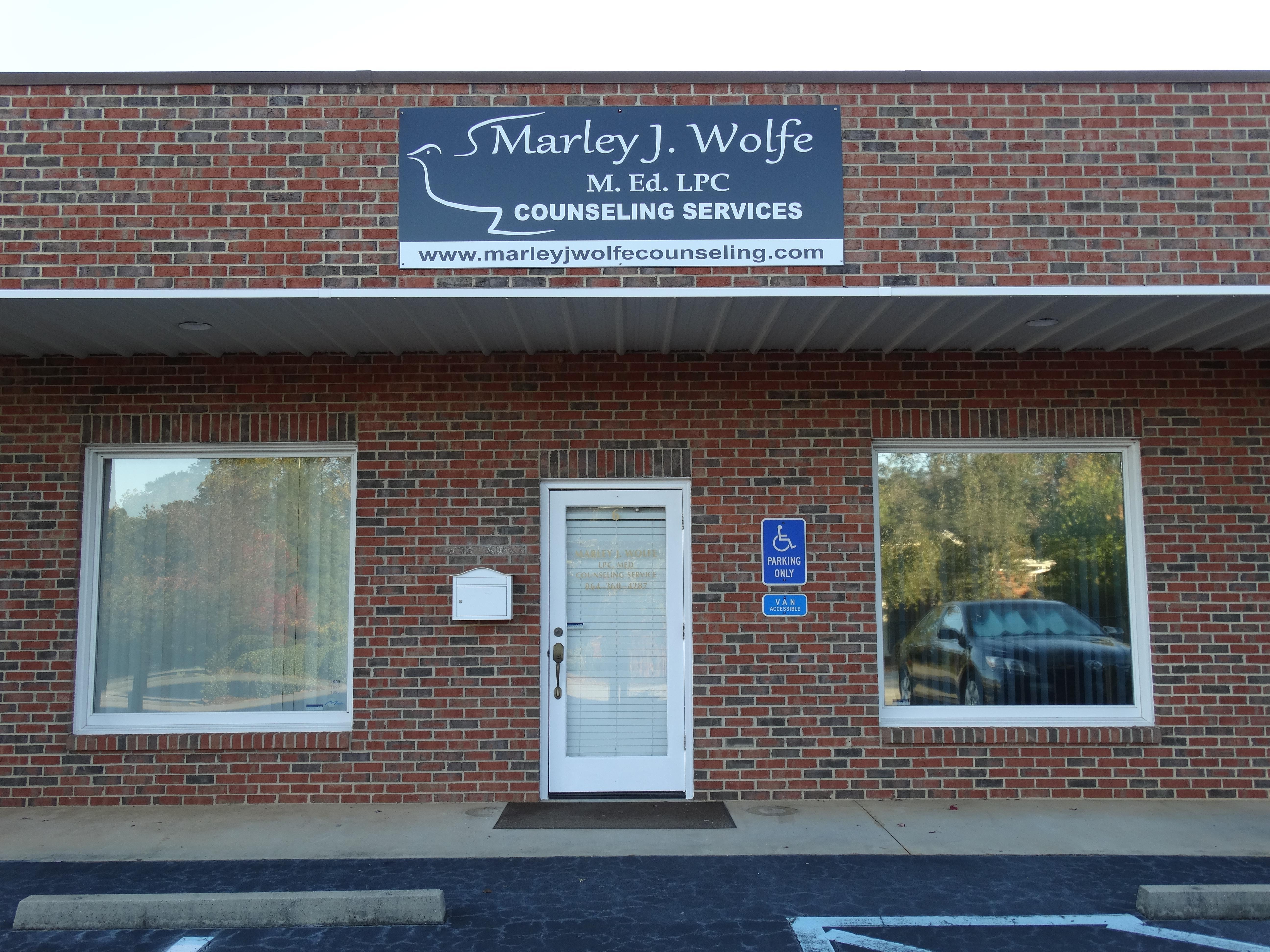 Marley J. Wolfe Counseling Services