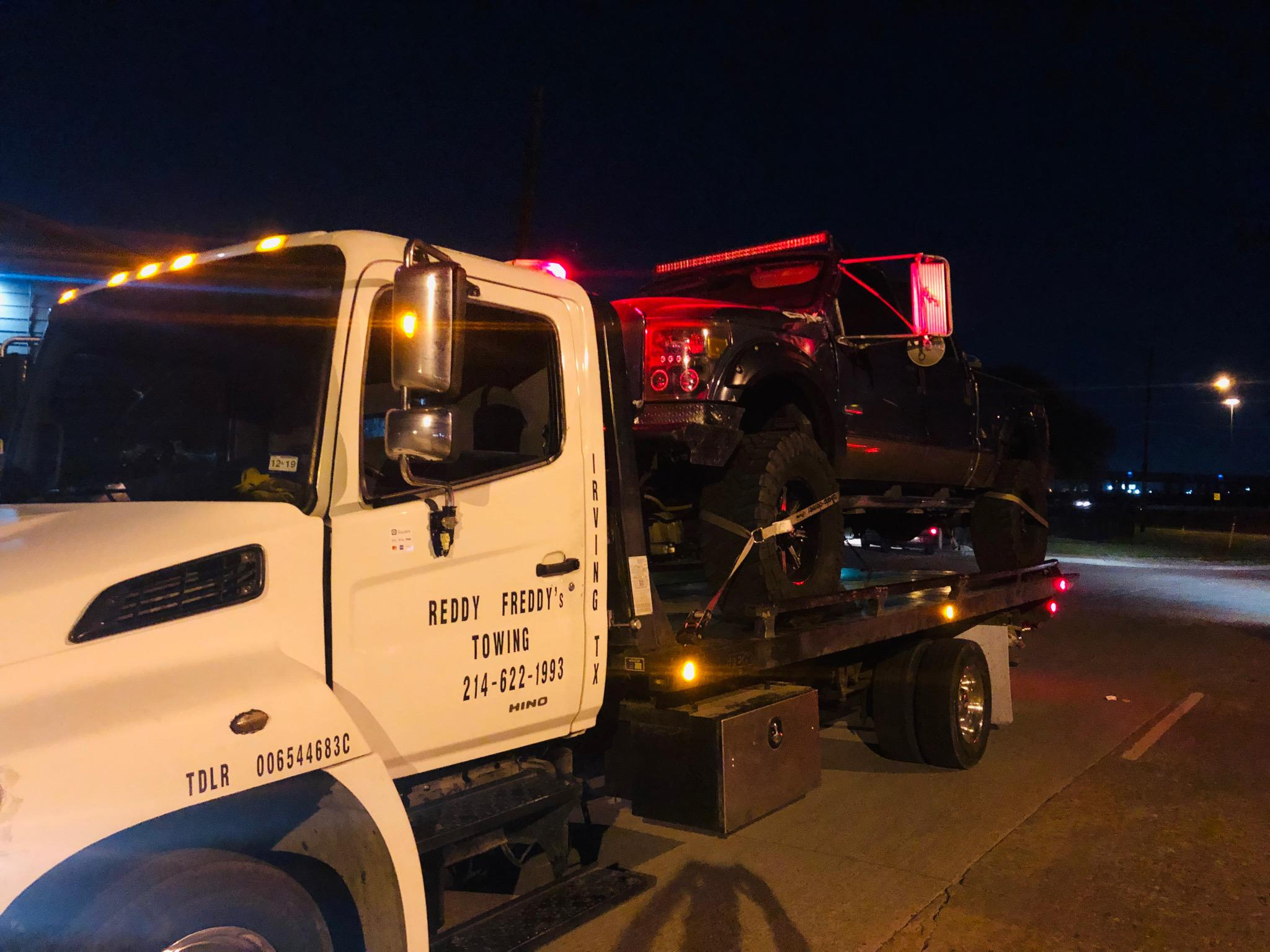 Reddy Freddy's Towing image 10